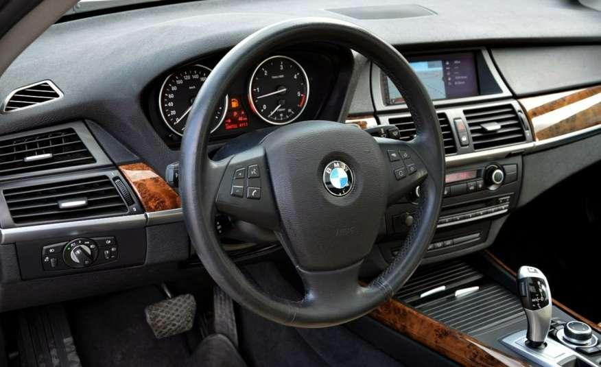 BMW X5 Zarejestrowana 3.0D Serwis Jasna skóra Navi Panorama Gwara zdjęcie 26