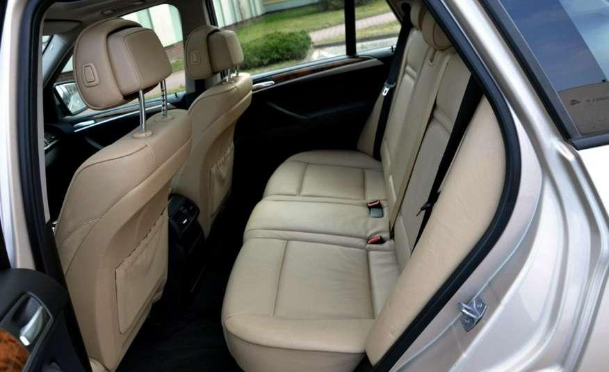 BMW X5 Zarejestrowana 3.0D Serwis Jasna skóra Navi Panorama Gwara zdjęcie 28