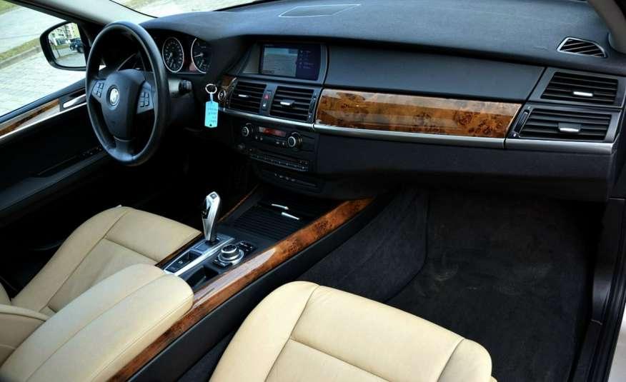 BMW X5 Zarejestrowana 3.0D Serwis Jasna skóra Navi Panorama Gwara zdjęcie 30