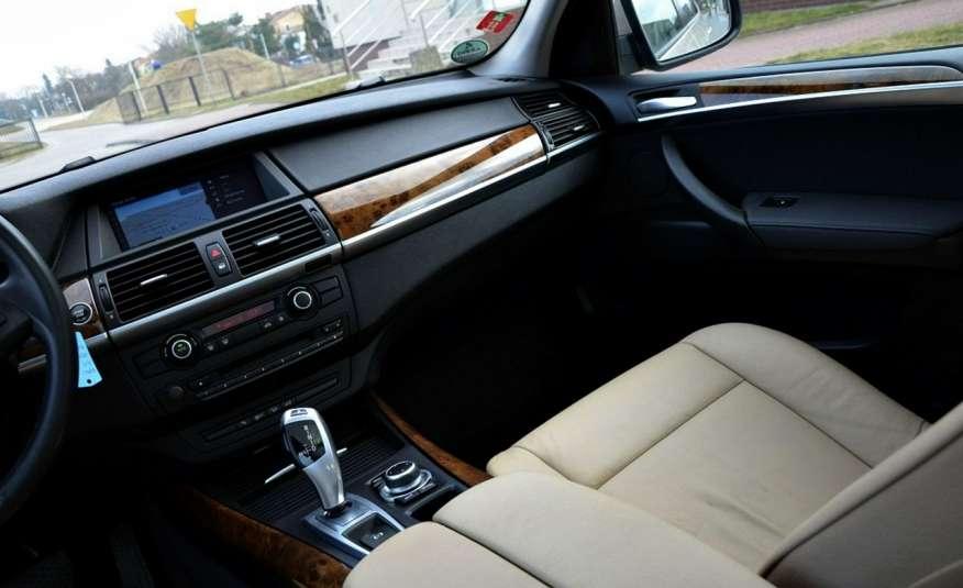 BMW X5 Zarejestrowana 3.0D Serwis Jasna skóra Navi Panorama Gwara zdjęcie 32