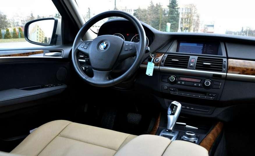 BMW X5 Zarejestrowana 3.0D Serwis Jasna skóra Navi Panorama Gwara zdjęcie 33