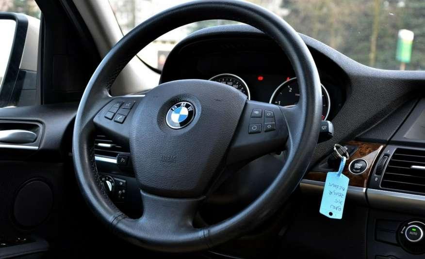 BMW X5 Zarejestrowana 3.0D Serwis Jasna skóra Navi Panorama Gwara zdjęcie 34