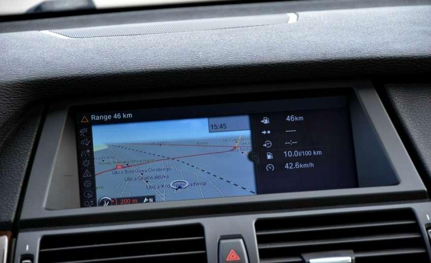 BMW X5 Zarejestrowana 3.0D Serwis Jasna skóra Navi Panorama Gwara zdjęcie 35