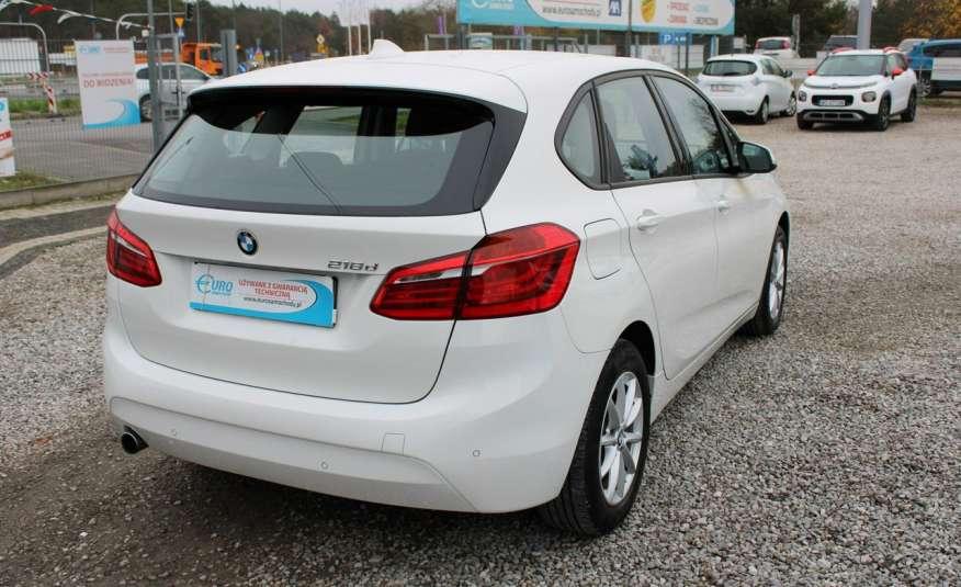 BMW 218 F-Vat, Gwarancja, Salon Polska, Automat zdjęcie 8