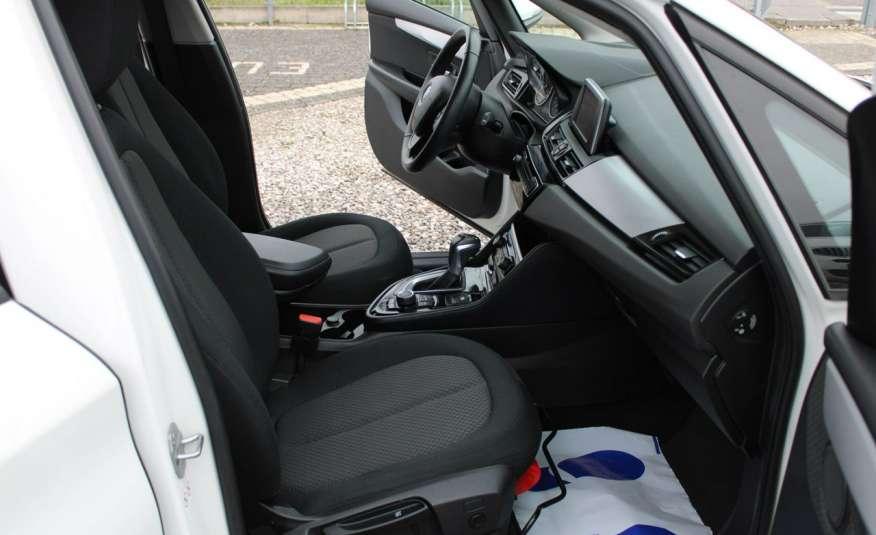 BMW 218 F-Vat, Gwarancja, Salon Polska, Automat zdjęcie 10