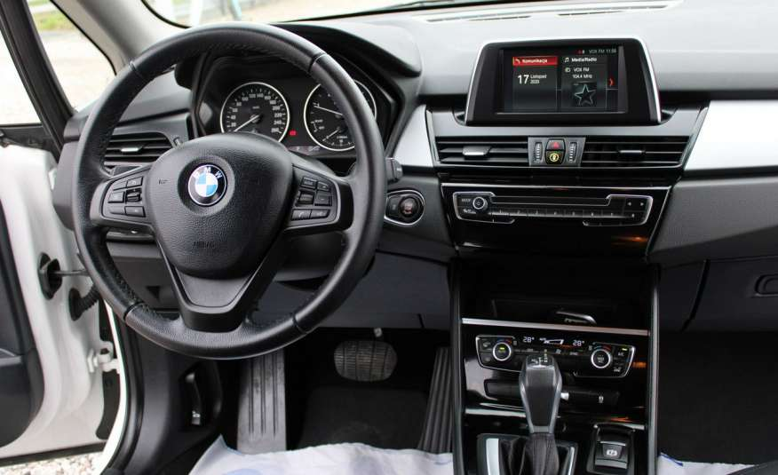 BMW 218 F-Vat, Gwarancja, Salon Polska, Automat zdjęcie 14