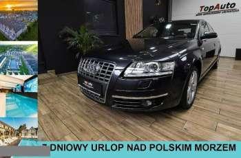 Audi A6 2.0 TDI sedan LIFT skóra NAVI xenon GWARANCJA po opłatach FILM