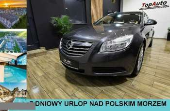 Opel Insignia 2.0cdti manual bezwypadkowy GWARANCJA FILM
