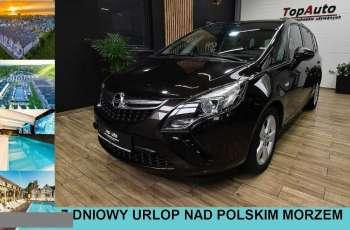 Opel Zafira 1.4 T 140KM GWARANCJA po opłatach film ZAREJESTROWANY W KRAJU
