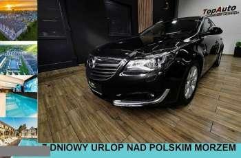 Opel Insignia LIFT 2.0cdti NAVI led bixenon , bezwypadkowy +GWARA