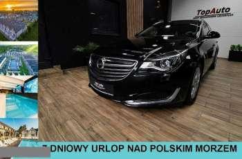Opel Insignia LIFT LED 2.0cdtiNAVI , bezwypadkowy +GWARANCJA FILM