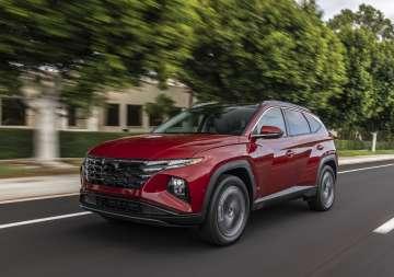Hyundai HYUNDAI Tucson 1.6 T-GDi Executive 2WD