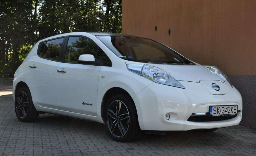 Nissan Leaf Krajówka z pełną dokumentacją GWARANCJA 12m zdjęcie 2