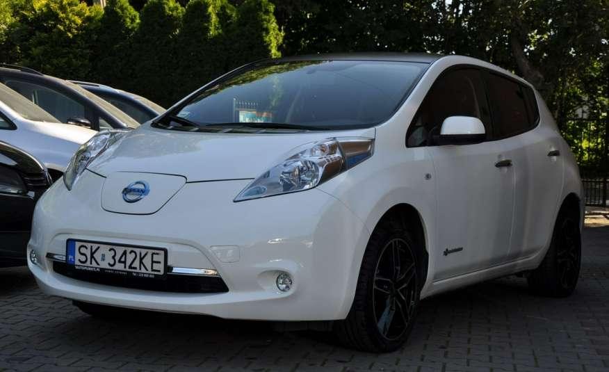Nissan Leaf Krajówka z pełną dokumentacją GWARANCJA 12m zdjęcie 3