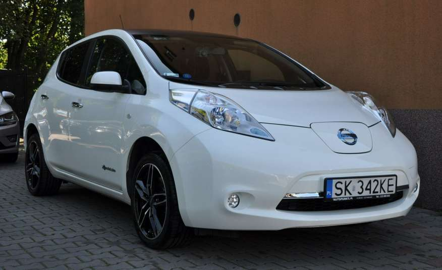 Nissan Leaf Krajówka z pełną dokumentacją GWARANCJA 12m zdjęcie 4