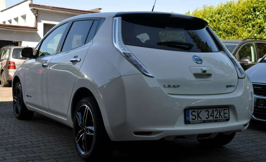 Nissan Leaf Krajówka z pełną dokumentacją GWARANCJA 12m zdjęcie 6