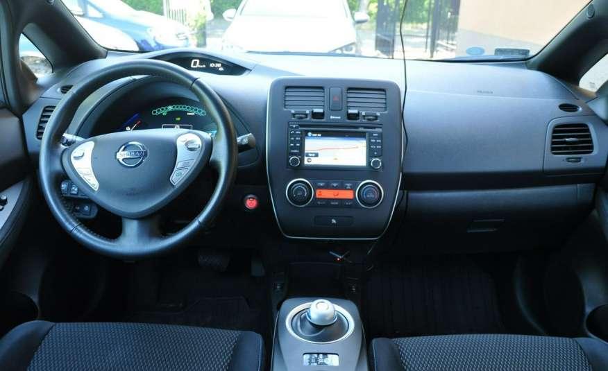 Nissan Leaf Krajówka z pełną dokumentacją GWARANCJA 12m zdjęcie 7