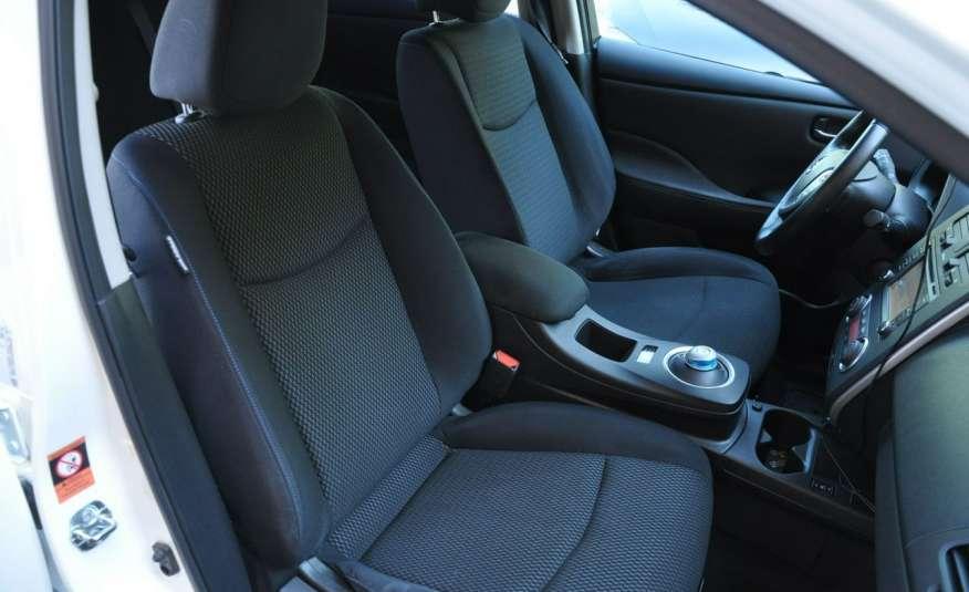 Nissan Leaf Krajówka z pełną dokumentacją GWARANCJA 12m zdjęcie 13