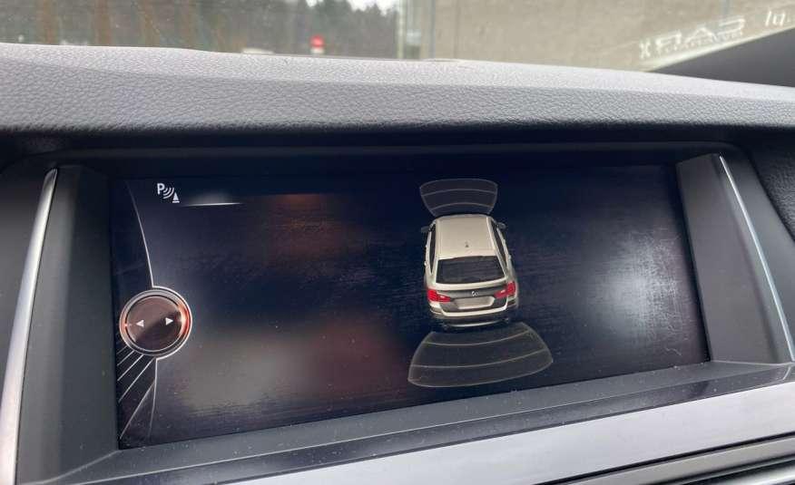 BMW 525 2.0 twin turbo 218KM, x drive, automat, skóry, bi xenon, led, rok gwarancji zdjęcie 13