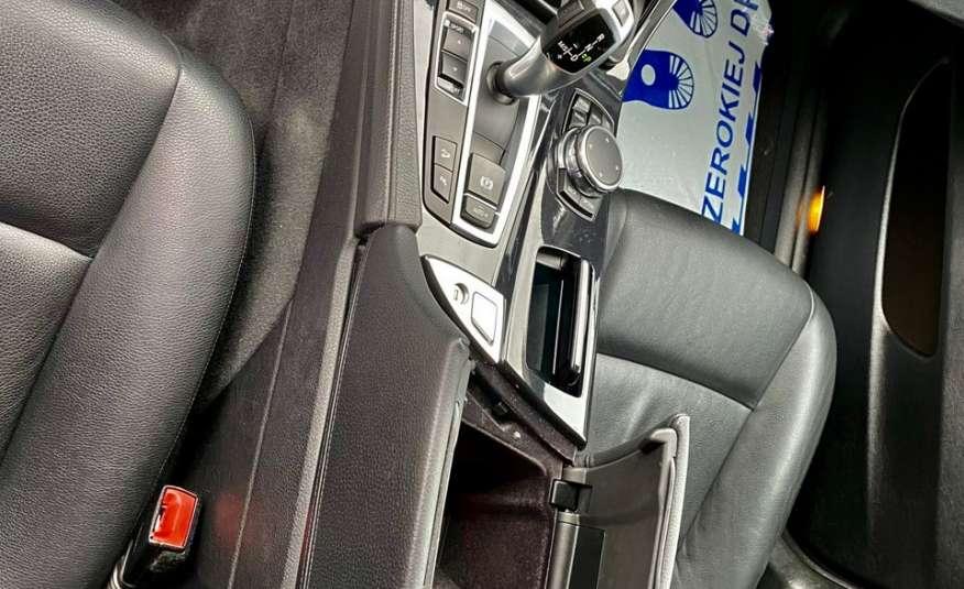 BMW 525 2.0 twin turbo 218KM, x drive, automat, skóry, bi xenon, led, rok gwarancji zdjęcie 16