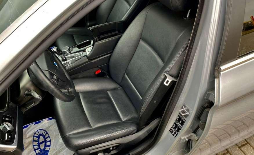BMW 525 2.0 twin turbo 218KM, x drive, automat, skóry, bi xenon, led, rok gwarancji zdjęcie 17