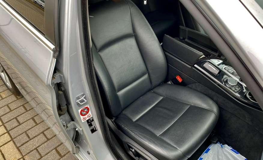 BMW 525 2.0 twin turbo 218KM, x drive, automat, skóry, bi xenon, led, rok gwarancji zdjęcie 23