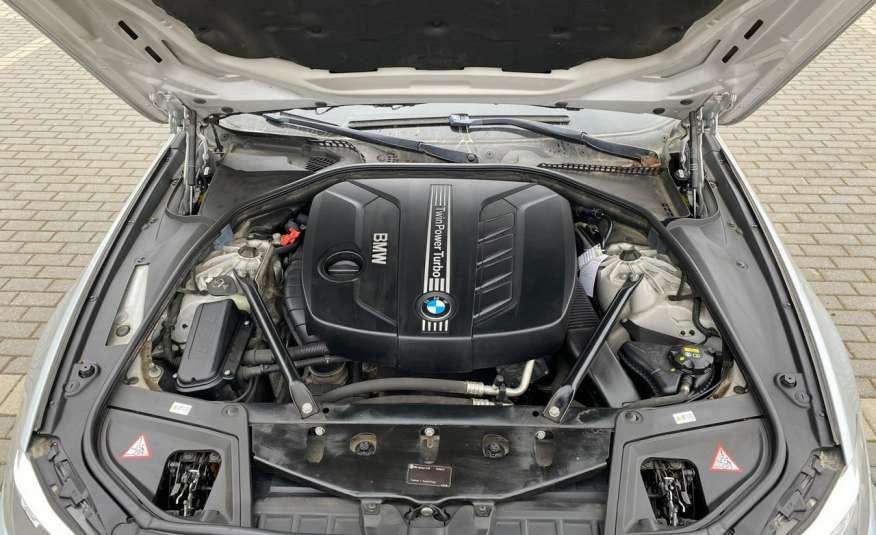 BMW 525 2.0 twin turbo 218KM, x drive, automat, skóry, bi xenon, led, rok gwarancji zdjęcie 27