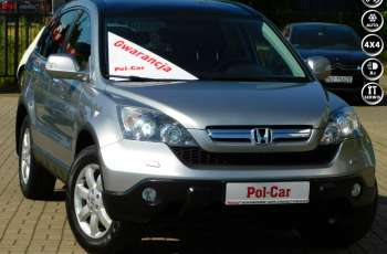 Honda CR-V 2.0 Benzyna- Klimatronic- Xenon- Panorama dach- Serwis
