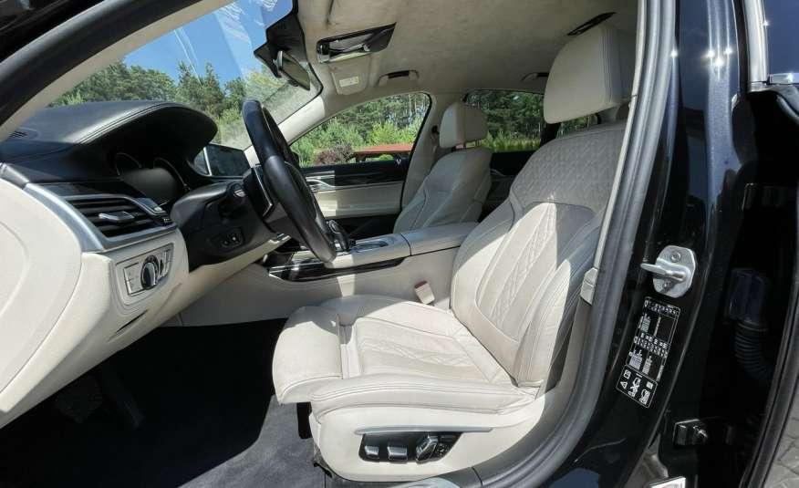 BMW 740 740d x-Drive / Individual / Salon PL I-właściciel / Bezwypadkowa zdjęcie 7