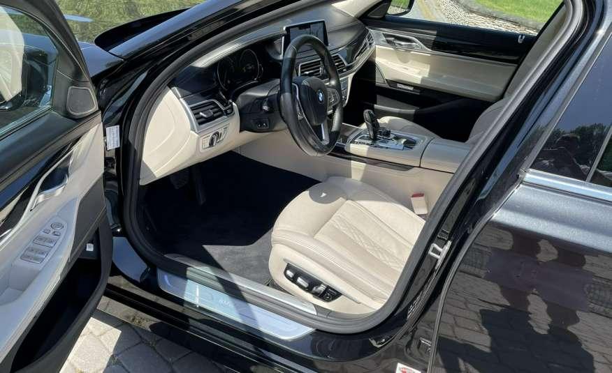 BMW 740 740d x-Drive / Individual / Salon PL I-właściciel / Bezwypadkowa zdjęcie 9