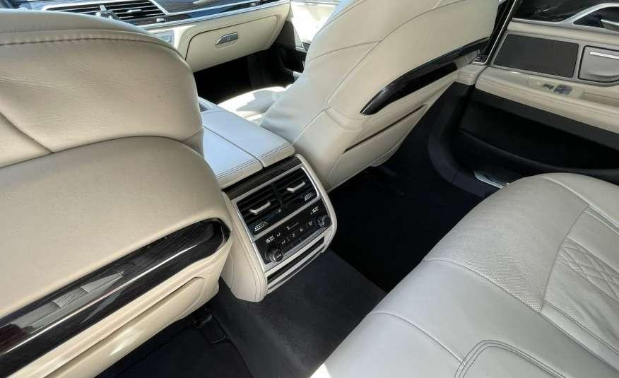 BMW 740 740d x-Drive / Individual / Salon PL I-właściciel / Bezwypadkowa zdjęcie 10