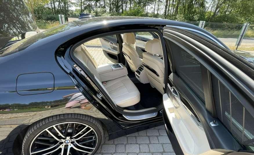 BMW 740 740d x-Drive / Individual / Salon PL I-właściciel / Bezwypadkowa zdjęcie 11