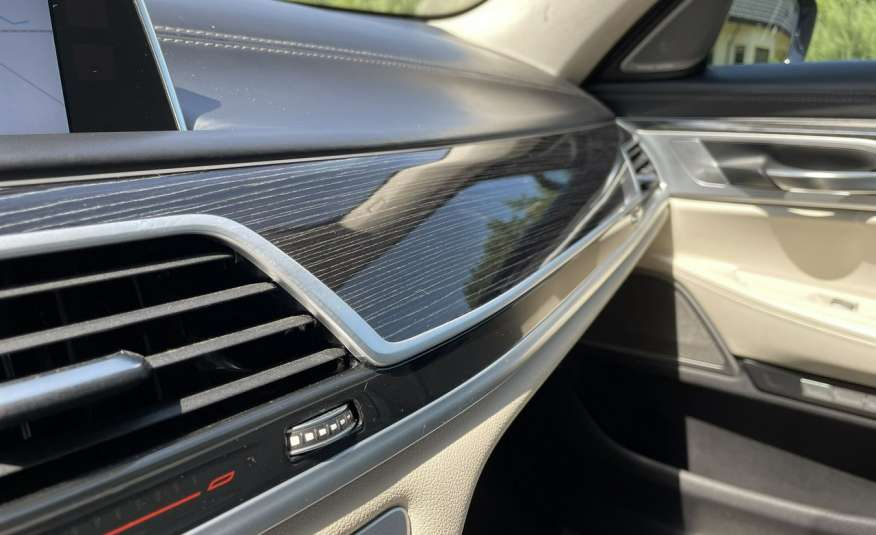 BMW 740 740d x-Drive / Individual / Salon PL I-właściciel / Bezwypadkowa zdjęcie 14