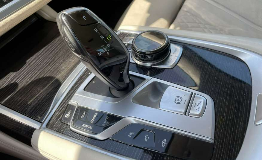 BMW 740 740d x-Drive / Individual / Salon PL I-właściciel / Bezwypadkowa zdjęcie 16