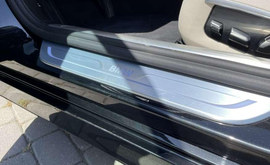 BMW 740 740d x-Drive / Individual / Salon PL I-właściciel / Bezwypadkowa zdjęcie 23
