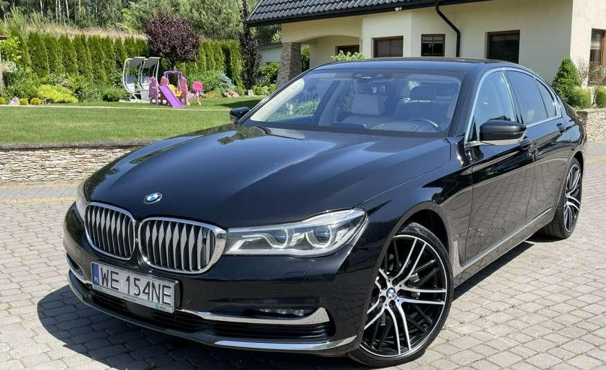 BMW 740 740d x-Drive / Individual / Salon PL I-właściciel / Bezwypadkowa zdjęcie 25
