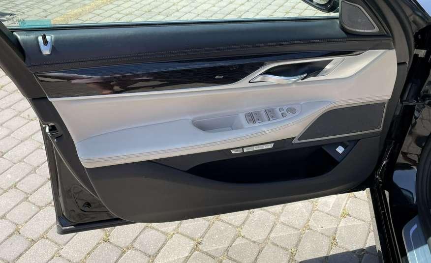 BMW 740 740d x-Drive / Individual / Salon PL I-właściciel / Bezwypadkowa zdjęcie 32