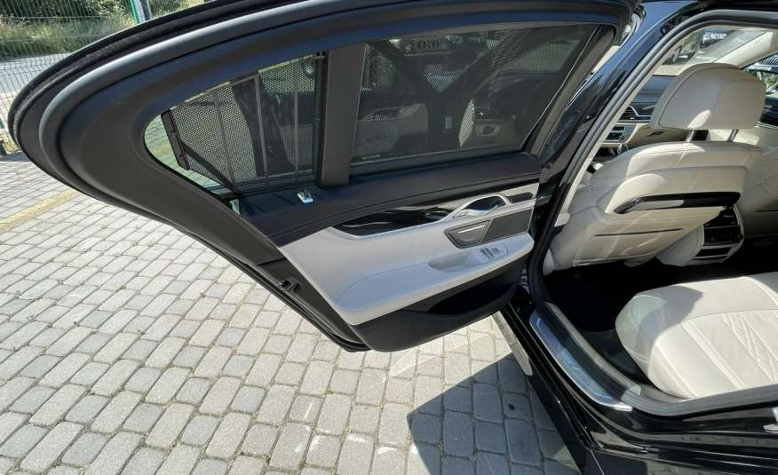 BMW 740 740d x-Drive / Individual / Salon PL I-właściciel / Bezwypadkowa zdjęcie 33