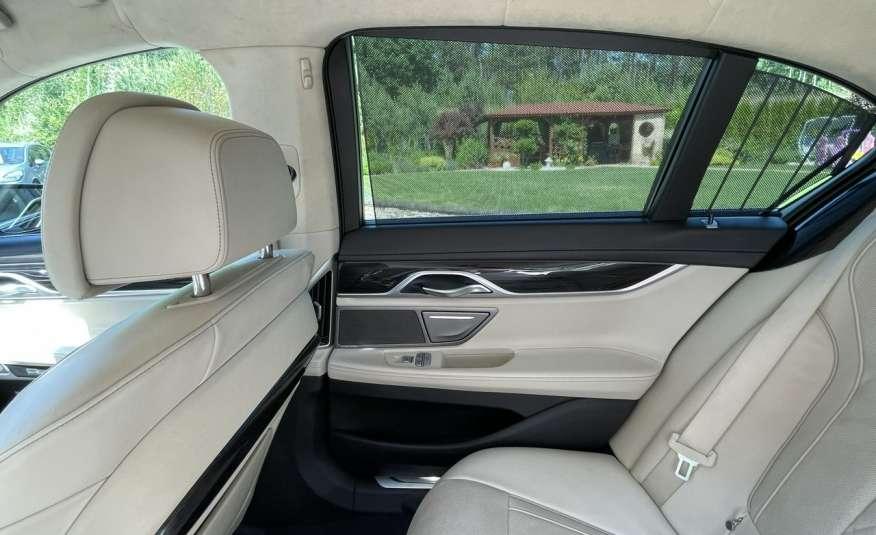 BMW 740 740d x-Drive / Individual / Salon PL I-właściciel / Bezwypadkowa zdjęcie 34