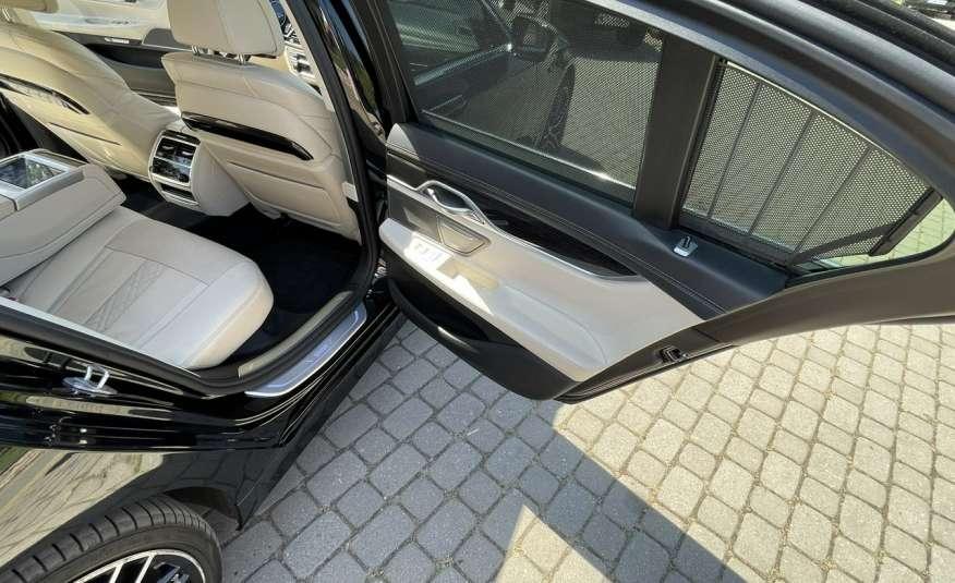 BMW 740 740d x-Drive / Individual / Salon PL I-właściciel / Bezwypadkowa zdjęcie 37