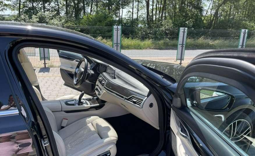 BMW 740 740d x-Drive / Individual / Salon PL I-właściciel / Bezwypadkowa zdjęcie 38