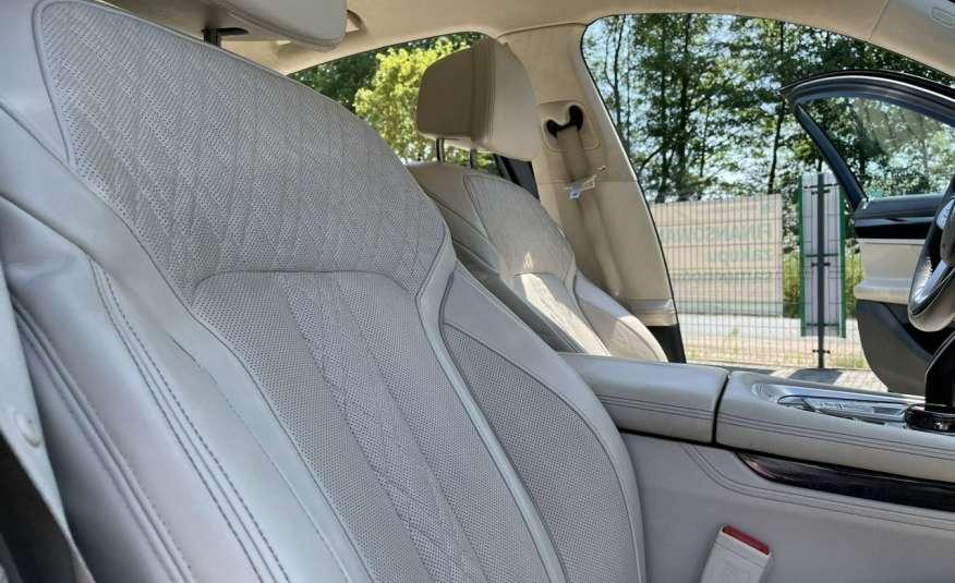 BMW 740 740d x-Drive / Individual / Salon PL I-właściciel / Bezwypadkowa zdjęcie 41