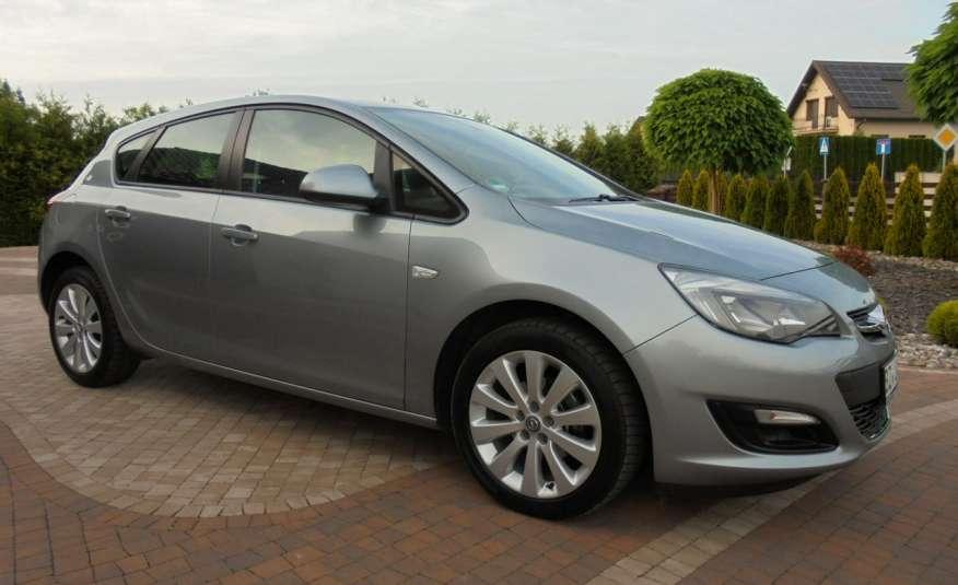 Opel Astra Super niski przebieg , serwis , wyposażona 1.4 benzyna, Navi zdjęcie 2