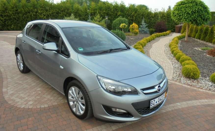 Opel Astra Super niski przebieg , serwis , wyposażona 1.4 benzyna, Navi zdjęcie 3