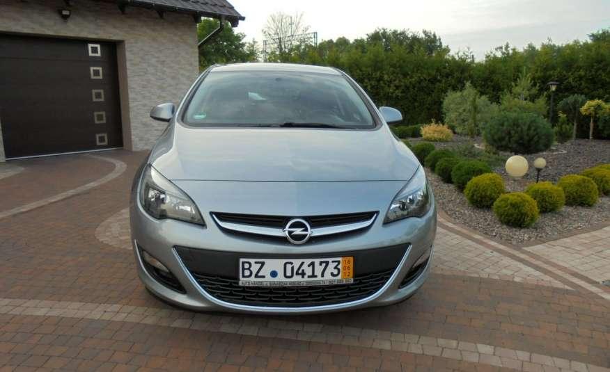 Opel Astra Super niski przebieg , serwis , wyposażona 1.4 benzyna, Navi zdjęcie 7