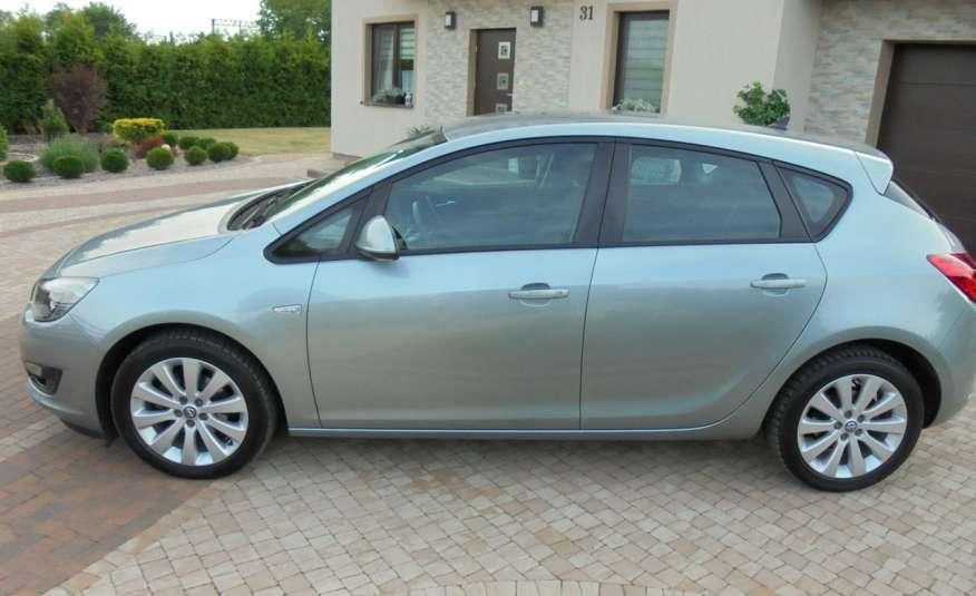 Opel Astra Super niski przebieg , serwis , wyposażona 1.4 benzyna, Navi zdjęcie 10