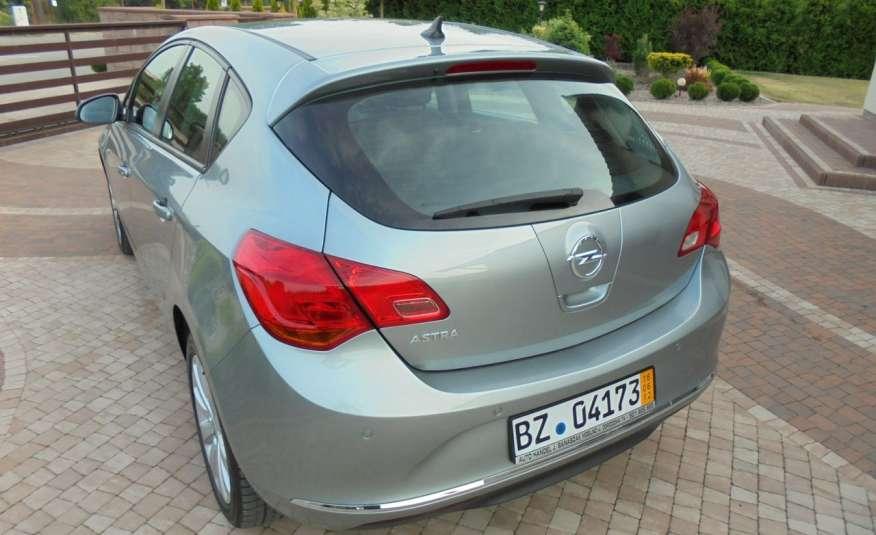 Opel Astra Super niski przebieg , serwis , wyposażona 1.4 benzyna, Navi zdjęcie 13