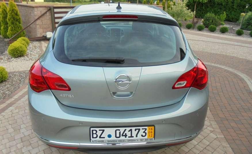 Opel Astra Super niski przebieg , serwis , wyposażona 1.4 benzyna, Navi zdjęcie 14