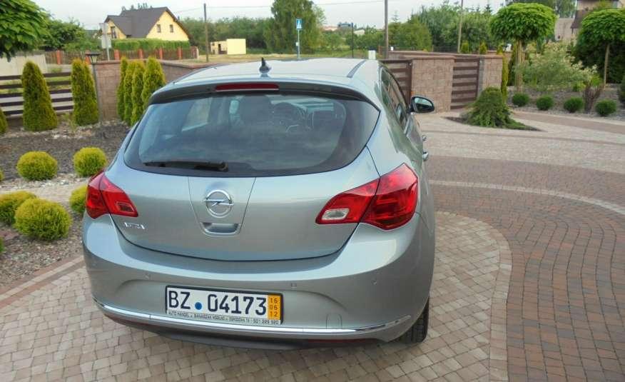 Opel Astra Super niski przebieg , serwis , wyposażona 1.4 benzyna, Navi zdjęcie 16