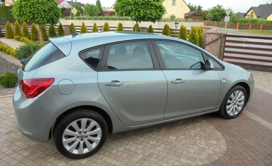 Opel Astra Super niski przebieg , serwis , wyposażona 1.4 benzyna, Navi zdjęcie 18